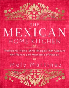 The Mexican Home Kitchen, book cover