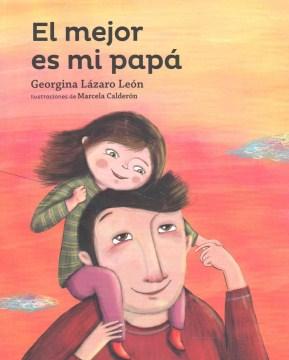 El mejor es mi papá, book cover