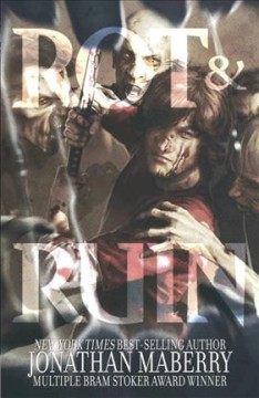 Rot and Ruin, book cover