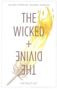 cobertura de los impíos y lo divino, una pluma blanca en llamas que parece oro