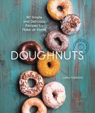 Doughnuts, book cover