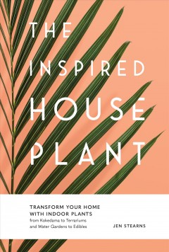 The Inspired Houseplant , book cover