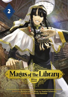 Magus of the Library volume 2 by  Mitsu Izumi