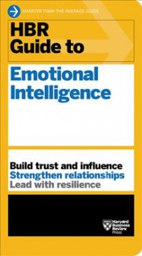 Harvard Business Review Guide to Emotional Intelligence, book cover