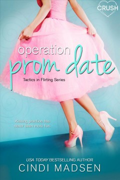 Operation Prom Date, book cover
