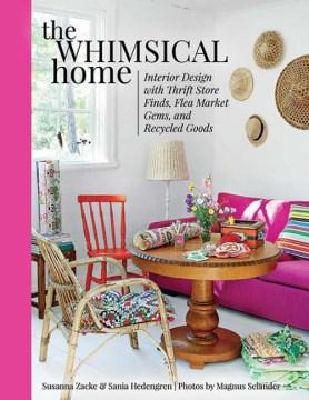 The Whimsical Home, portada del libro
