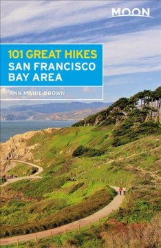 101 Great Hikes San Francisco Bay Area, book cover