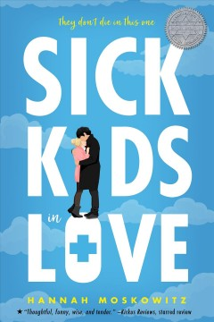 Sick Kids in Love, book cover