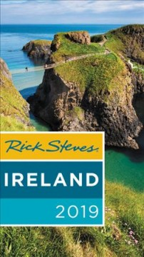Rick Steves 2019 Ireland, book cover