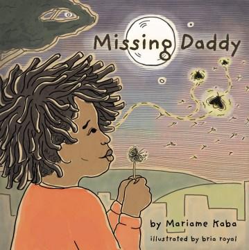 Missing Daddy, portada del libro