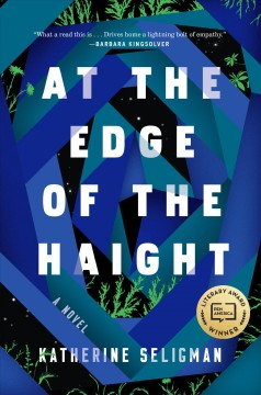 At the edge of the Haight by by Katherine Seligman.