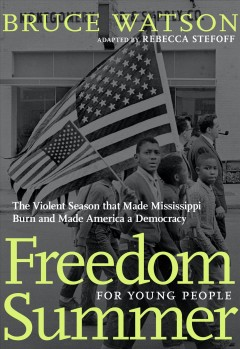 Freedom Summer for Young People, book cover