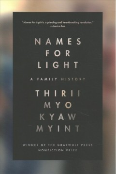 Names for Light: A Family History