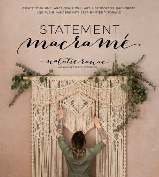 Statement Macrame