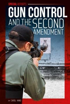 Control de armas y la segunda enmienda, portada del libro