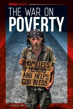 La guerra contra la pobreza, portada del libro.