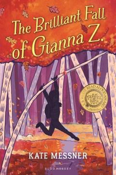 La brillante caída de Gianna Z, portada del libro