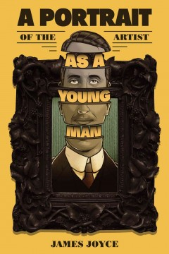 A Portrait of the Artist as a Young Man by James Joyce, book cover