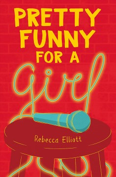 Bastante divertido para una niña, portada del libro