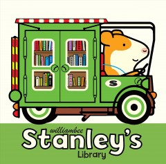 Stanley's library by William Bee.