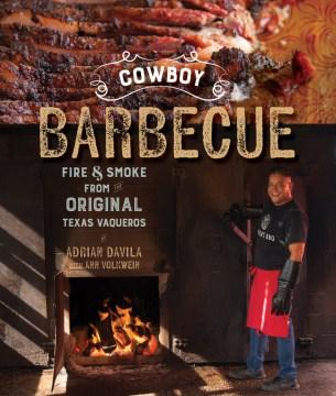 Cowboy Barbecue, portada del libro
