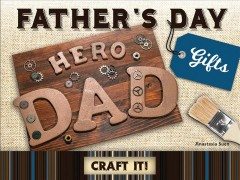 Father's Day Gifts , book cover