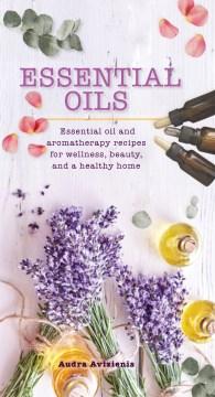 Essential Oils, book cover