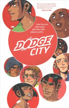 Dodge City, book cover