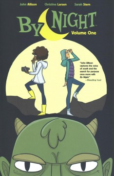 By Night, book cover