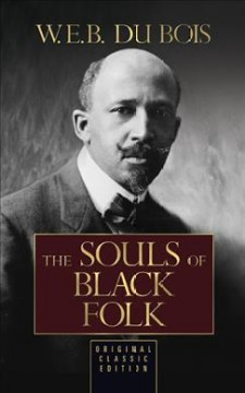 The Souls of Black Folk, book cover