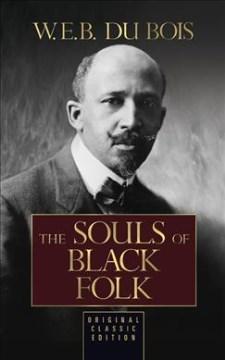 The Souls of Black Folk, portada del libro