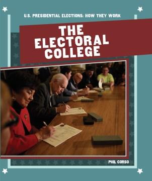 El electoral College, portada del libro