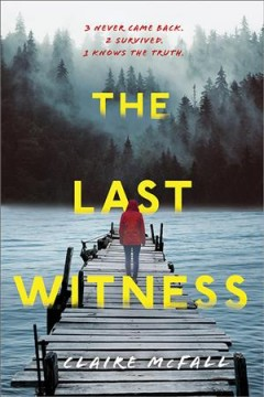 The Last Witness, book cover