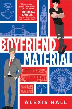 Boyfriend Material, book cover