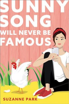 Sunny Song Will Never Be Famous, book cover