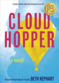 Cloud Hopper by Beth Kephart