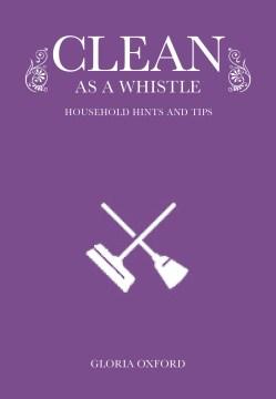 Limpio como un silbato, portada del libro