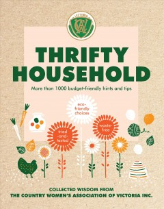 Thrifty Household, book cover