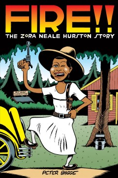 Fire!! The Zora Neale Hurston Story, book cover