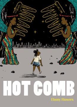 Hot Comb, book cover