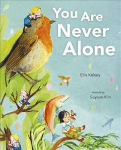 You are Never Alone, book cover