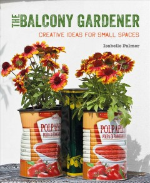 The Balcony Gardener, book cover
