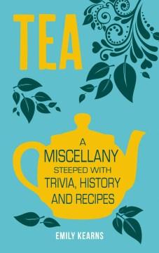 Tea, book cover