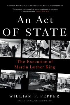 Un acto de estado, portada de libro