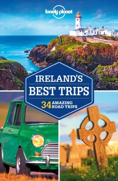 Ireland's Best Trips, book cover