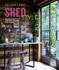 Shed Style, book cover