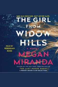Girl From Widow Hills By Megan Miranda