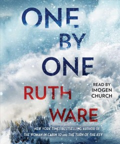 One by one : [sound recording] / Ruth Ware.