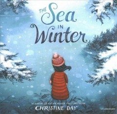 The sea in winter by Christine Day.