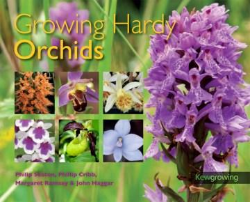 Cultivo de orquídeas resistentes, portada del libro